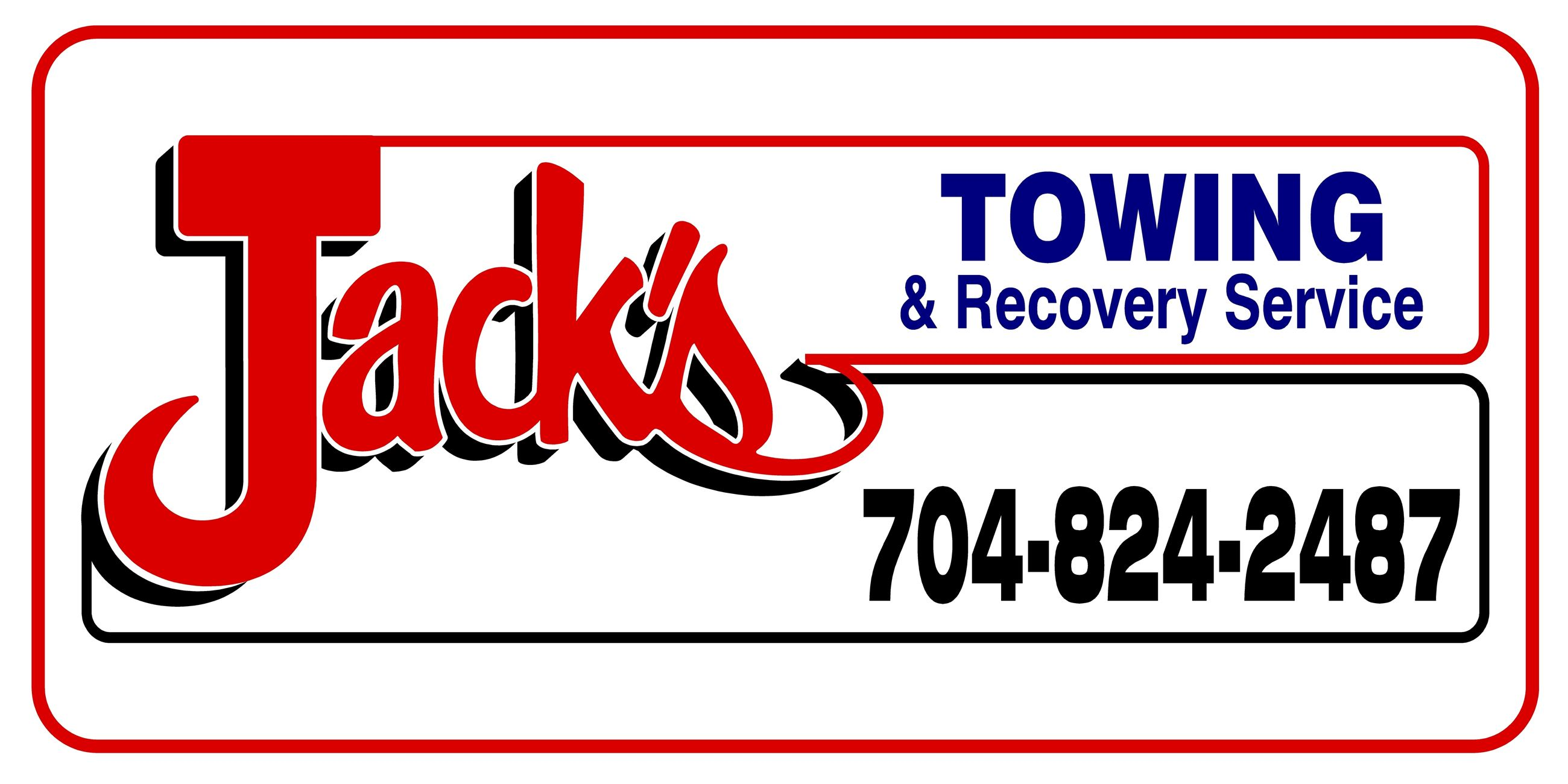 Jacks Towing