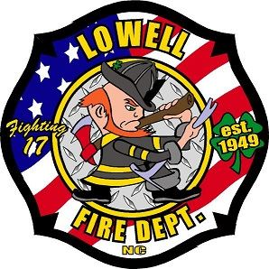NEW LOWELL FIRE PATCH 2