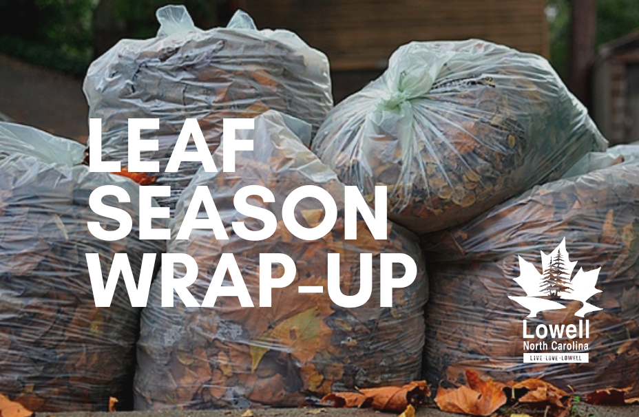 Leaf Season Wrap Up